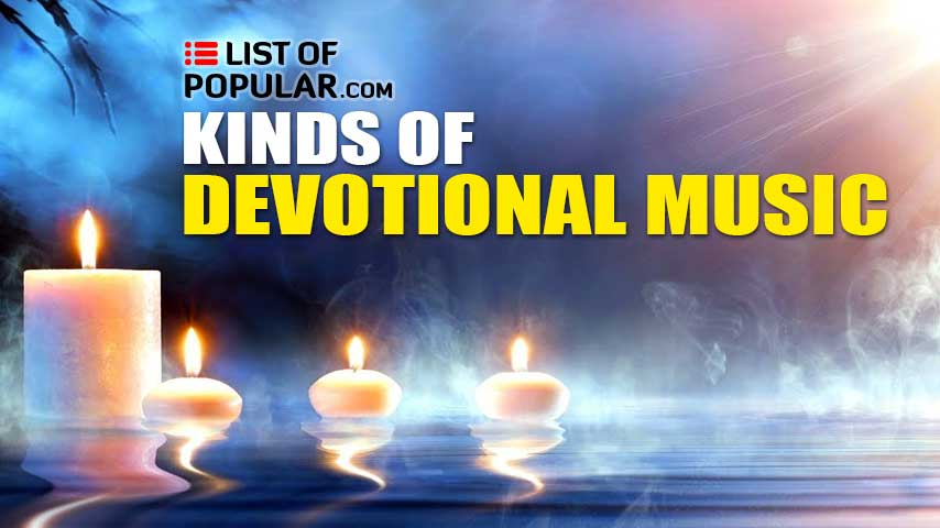 List of Best Kinds of Devotional Music