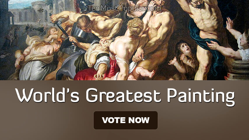 Best Painting in the World | Greatest Paintings Masterpiece Images