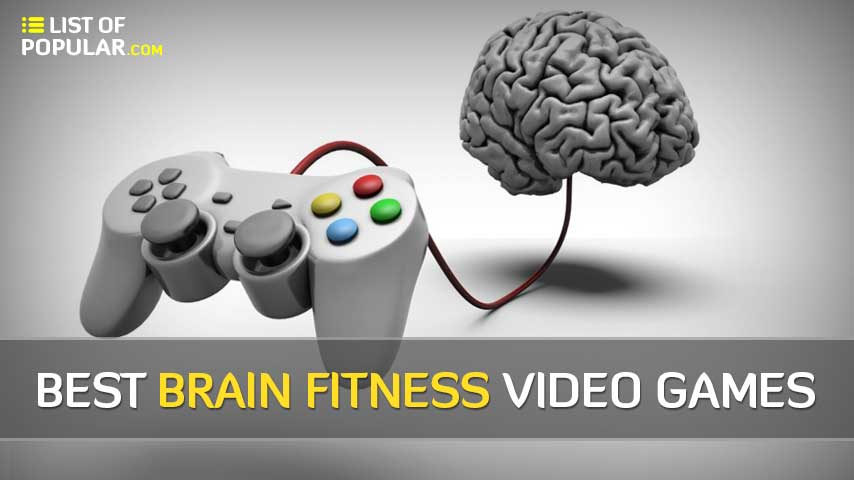 Best Brain Fitness Video Games   Mind Sharpening Game