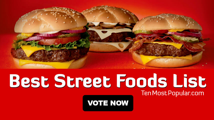 Best Street Food of All Time | Worlds Delicious Street Foods List