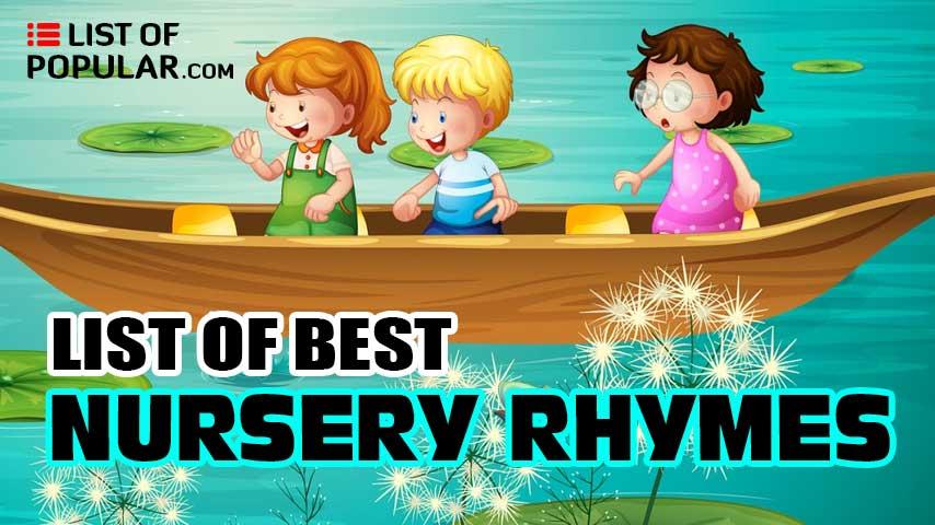 Best Nursery Rhymes For Kids | Beautiful Poem List