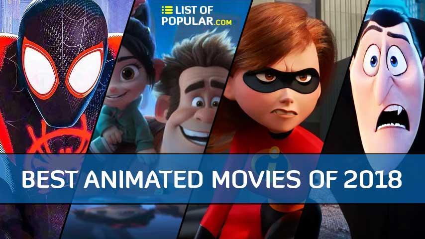 Best Animated Movie 2018 | Top 10 List