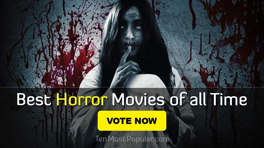 Best Horror Movies of all Time | List of Top Scariest Film Ranking
