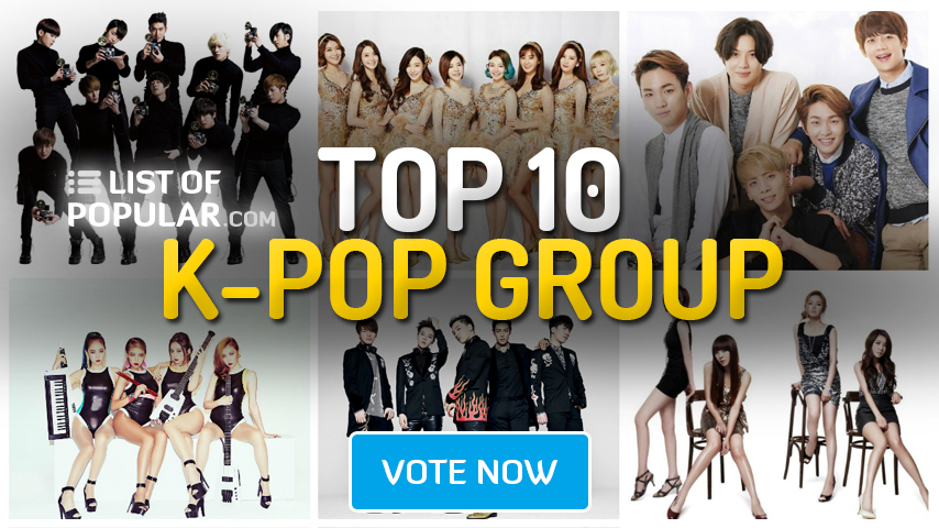 Best Kpop Group of All Time - List of Greatest Korean Pop Band