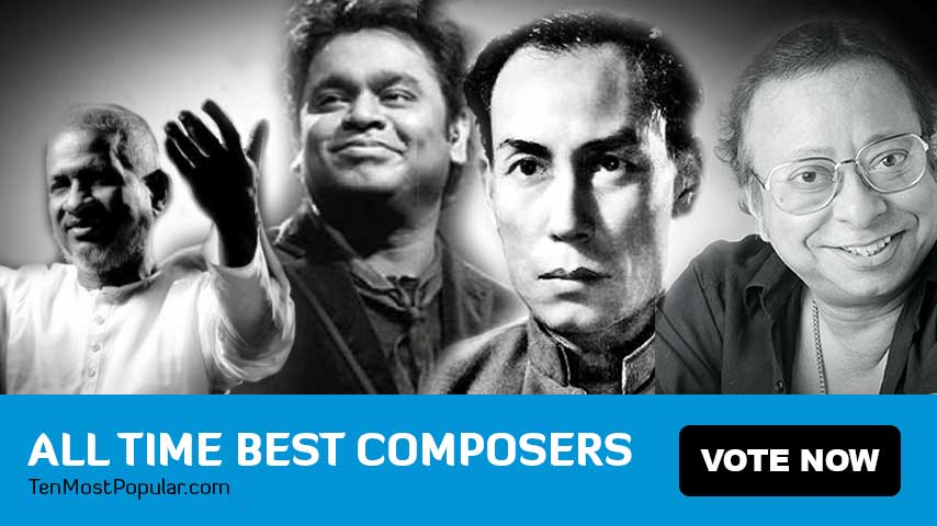 Best Music Director in India | Bollywood Greatest Composer