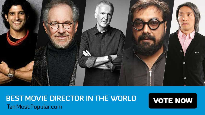 Best Movie Director in the World | List of Greatest Filmmakers