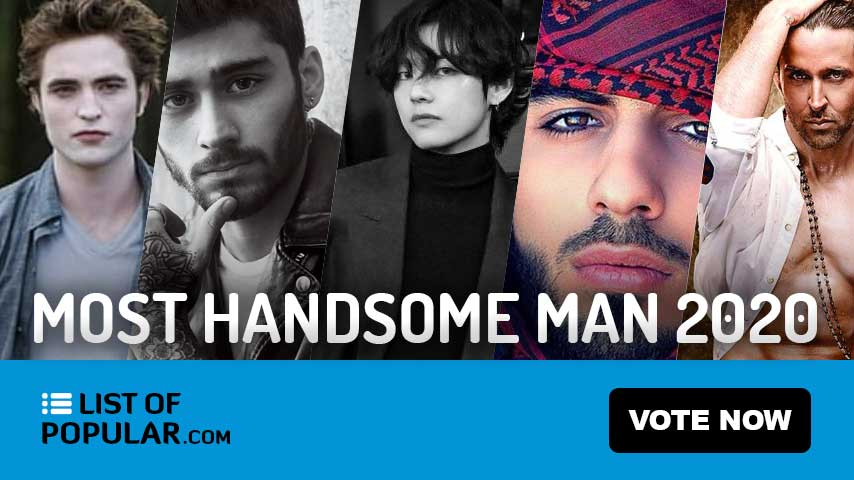 Most Handsome Man in the World 2020 - Top 10 List