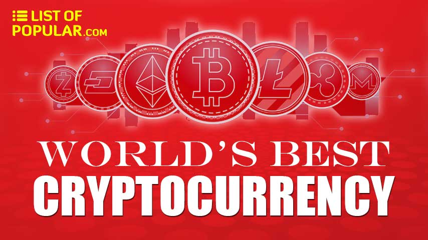 Best Cryptocurrency to Invest | List of Worlds Top Cryptocurrencies