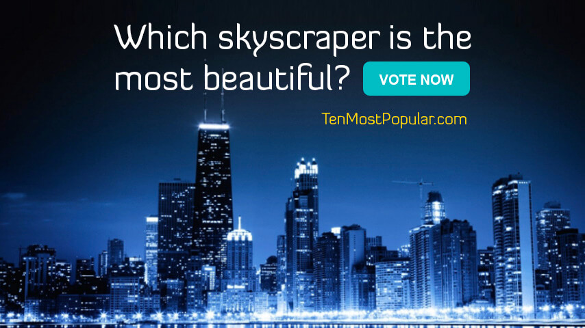 Most Beautiful Skyscraper   Worlds Tallest Buildings With Beauty