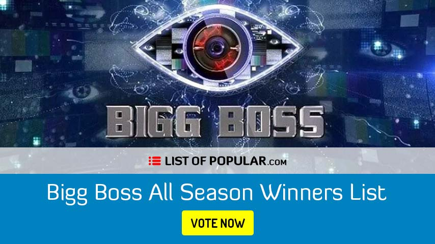 Who is the Best Among the Winners of All Seasons of BIGG BOSS